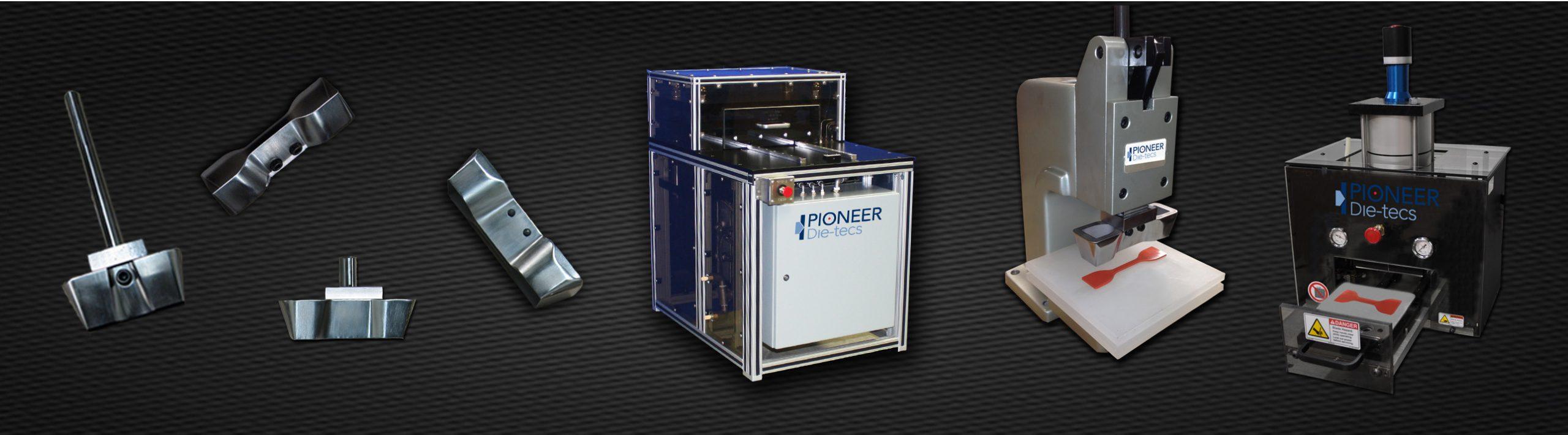 Pioneer-Dietecs die-cutting products