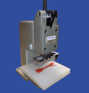 small Toggle press